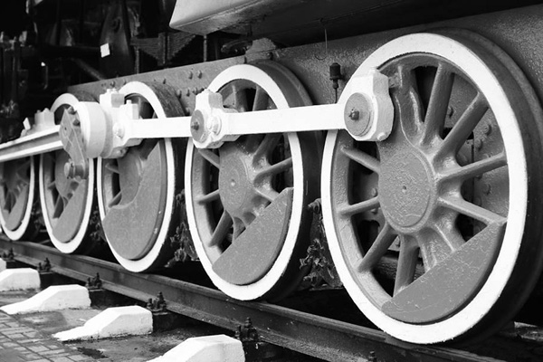 Casting Parts for Rail Trains