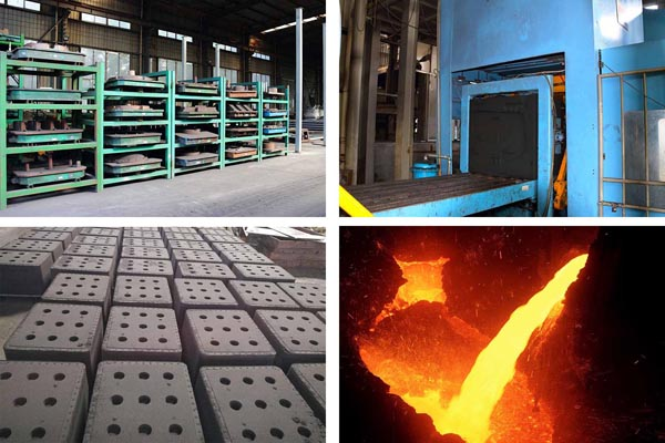 Sand Casting Facilities