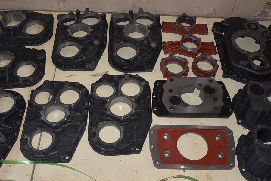 Malleable Cast Iron Castings