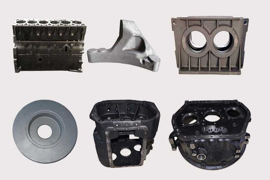 Cast Gray Iron Castings