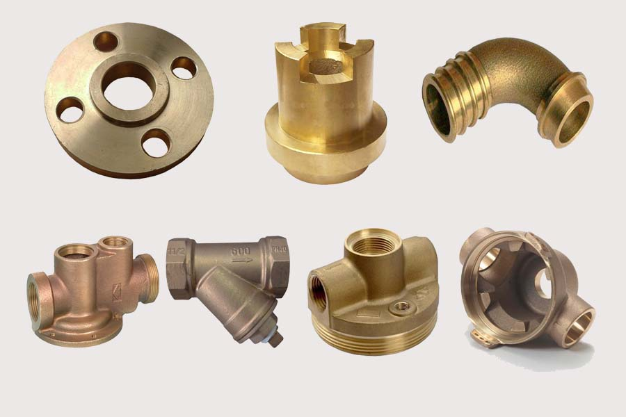 Brass and Bronze Castings